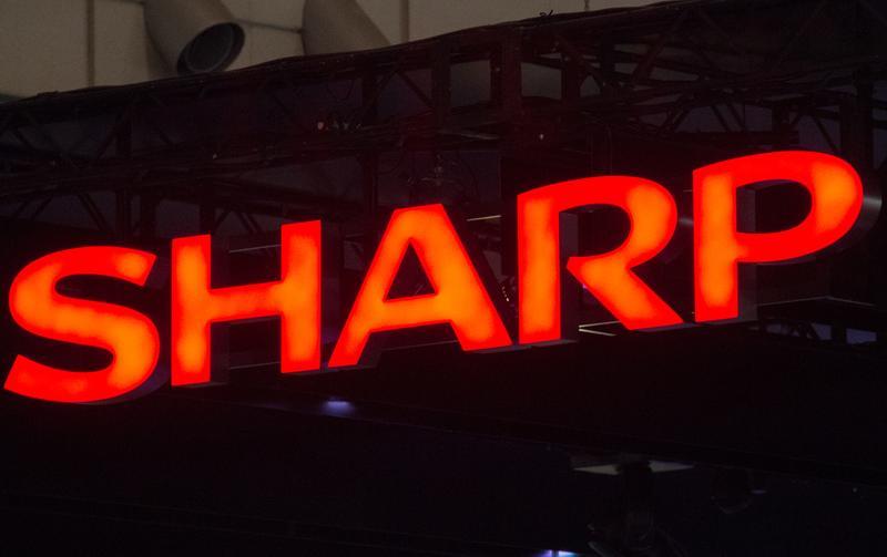 El beneficio de Sharp se reduce un 72% en su año fiscal, hasta 178 millones