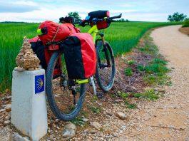 rutas cicloturismo camino de santiago