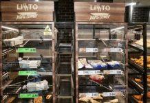 Lidl listo para comer productos