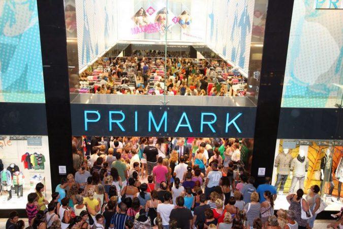 entrada primark