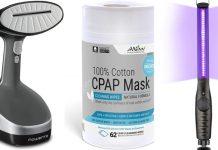 Amazon: productos desinfectar mascarillas, guantes