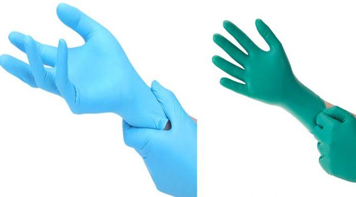 Amazon: guantes desechables desescalada disponibles