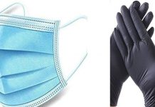 Amazon: mascarillas guantes desechables gangas hoy