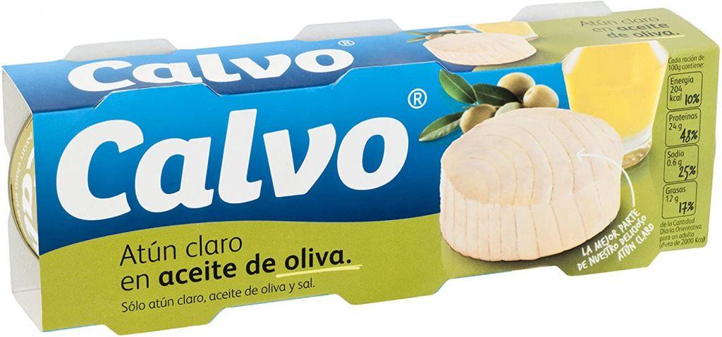 Atún Calvo, El Corte Inglés