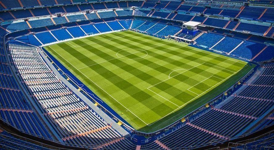El antes y el después del estadio Santiago Bernabéu del Real Madrid