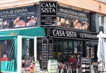 Casa Sista, restaurante Covid-Free