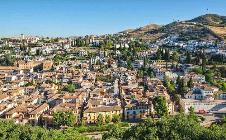 vacaciones barrio albaicin
