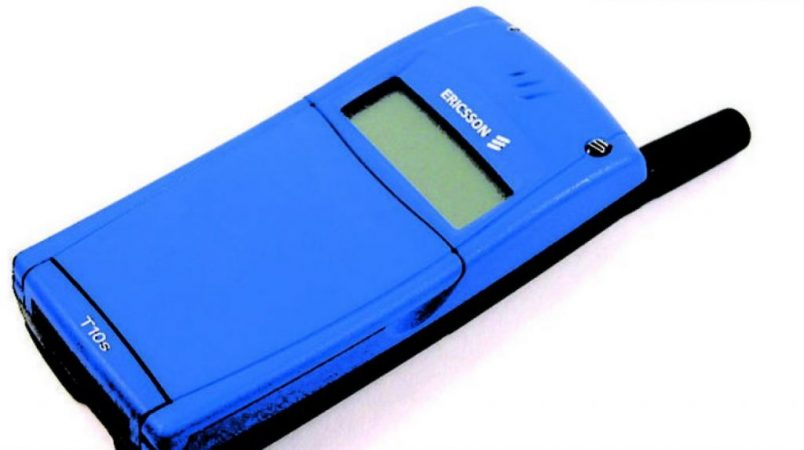 Ericsson T10 móviles