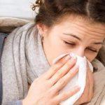Gripe, enfermedades residen baño