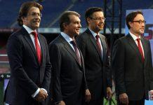 Presidentes Barcelona