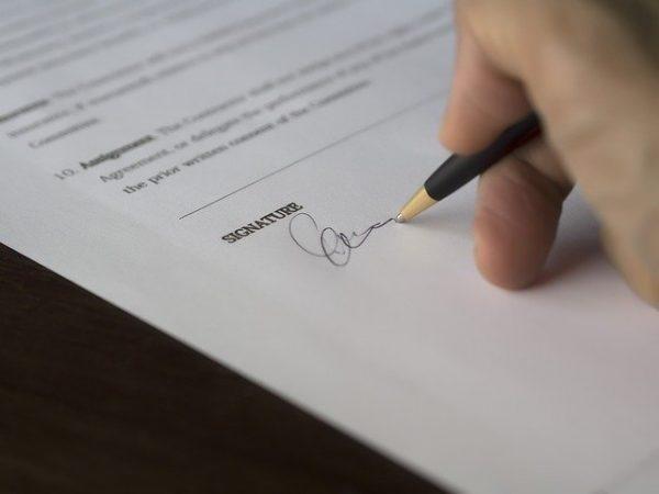 requisitos contrato prestacion servicios