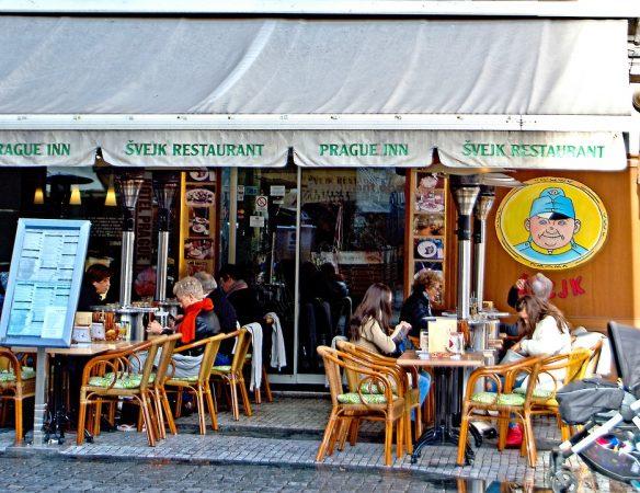 Covid free, restaurante