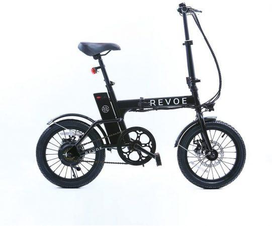 Revoe Lite, bicicletas plegables eléctricas