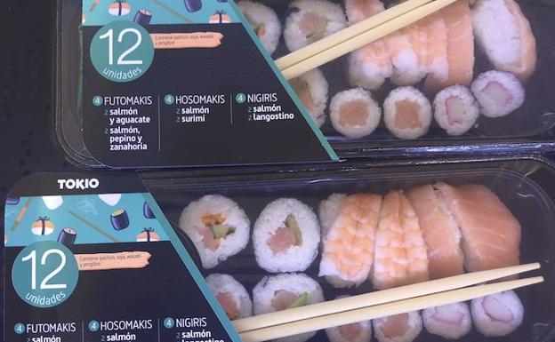 sushi lidl