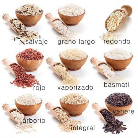 tipos de arroz para hacer la mejor paella