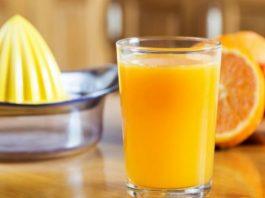 el zumo de naranja no adelgaza