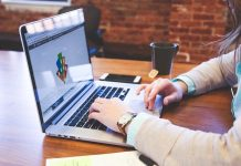 crear web para un negocio