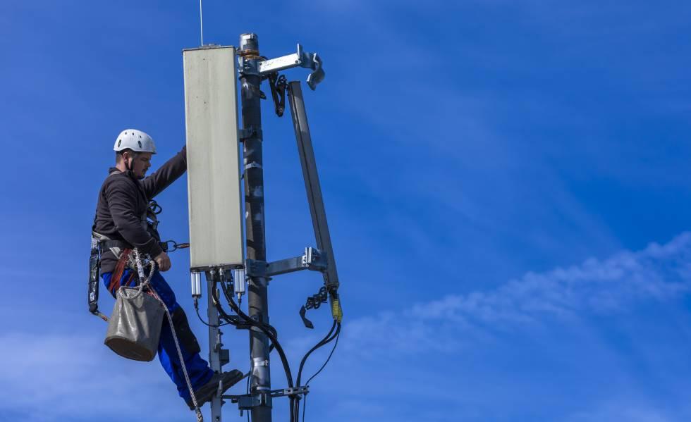 La 'subasta de 5G' contenta a los operadores y rompe los planes del Gobierno