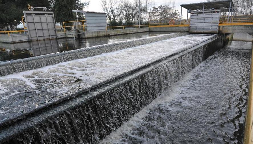 Canal de Isabel II valoriza el 92% de los desechos de las aguas residuales