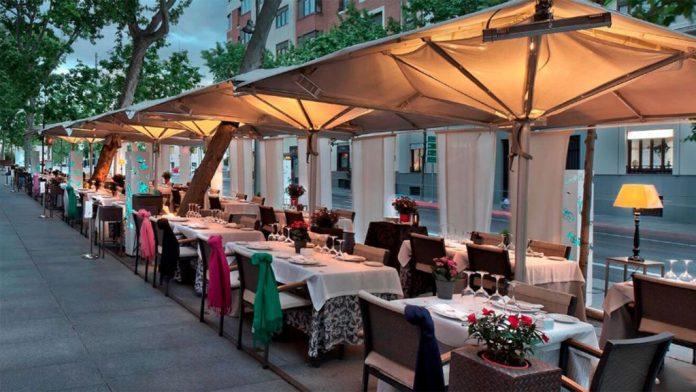 HEVIA terrazas Madrid