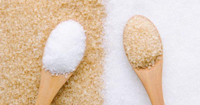 azúcar blanco o azúcar moreno