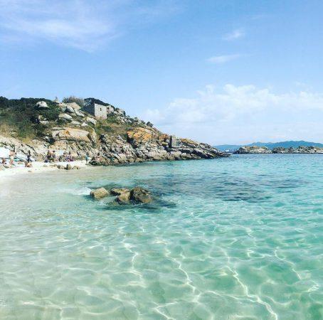 islas cies verano vacaciones