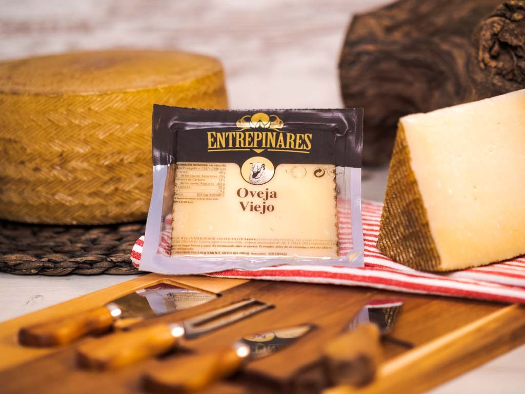 queso de oveja viejo Entrepinares
