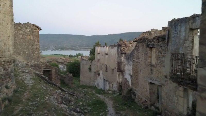Escó, pueblos fantasma, España