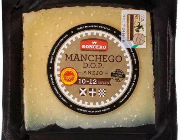 quesos manchegos Mercadona, Lidl