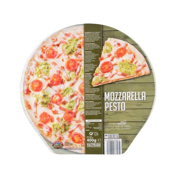 mozzarella y pesto Hacendado, Mercadona