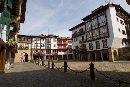 pueblos pais vasco, Hondarribia