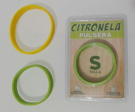 Pulsera de Citronela Mercadona