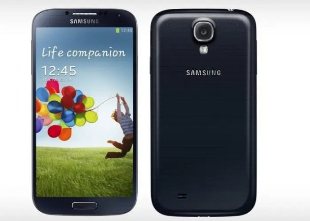Samsung Galaxy S4, Android vs iPhone