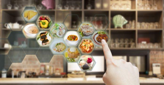 menu digital bar restaurante