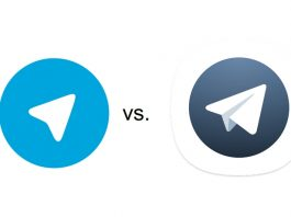 Telegram X diferencias
