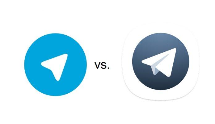 Telegram X diferencias