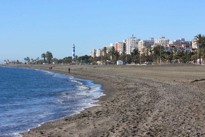 Playas seguras contra coronavirus: Velez-Málaga -- Gandía, Benidorm