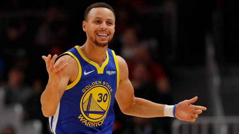 Stephen Curry es el mejor pagado en el baloncesto mundial