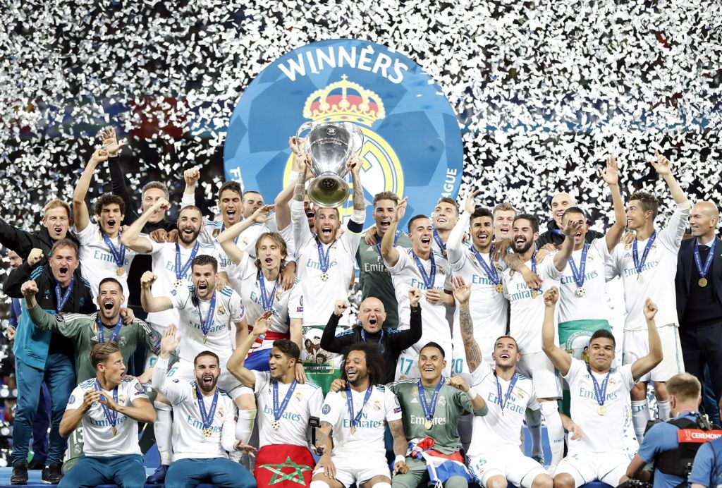 Los 10 mejores momentos del Real Madrid