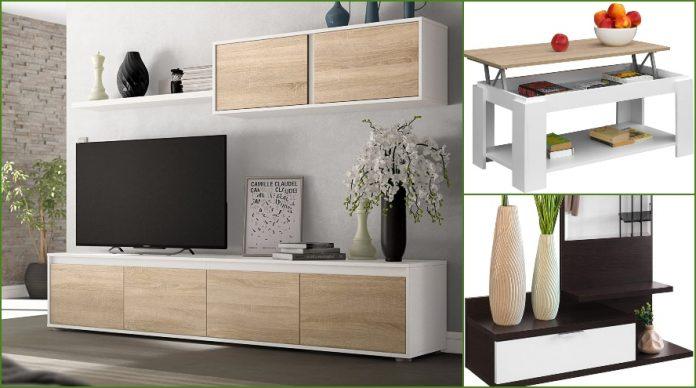 Amazon 10 muebles muy modernos (y baratos) para decorar tu hogar