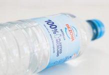 Bezoya, botellas de plástico reciclado