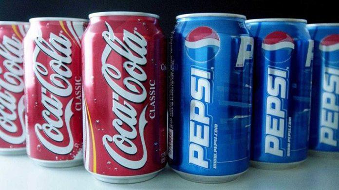 Coca-Cola Pepsi