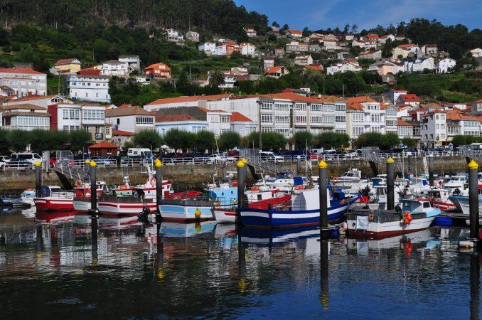 Muros: Uno de los pueblos más bonitos de Galicia