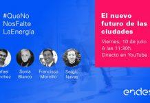 #Quenonosfaltelaenergía. Meetup Endesa 10 de julio desde Merca2