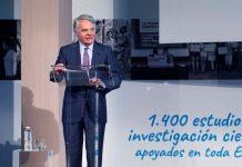 Pie de foto. Ignacio Garralda, presidente Grupo Mutua y su Fundación