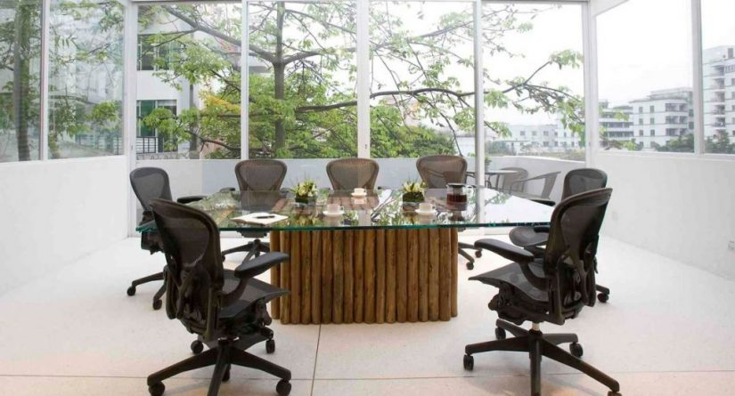 La oficina como espacio ecológico