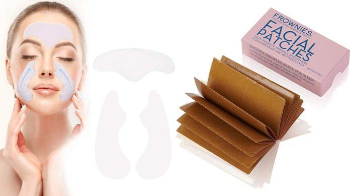 Amazon: paches antiarrugas ácido hilaurónico