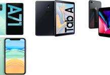 Amazon: ofertas del día en Samsung y iPhone