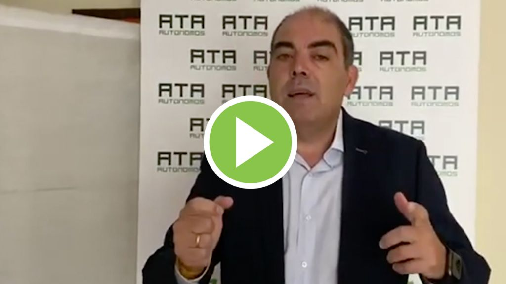 """""""Son malos datos para el empleo"""" informa el presidente de ATA"""