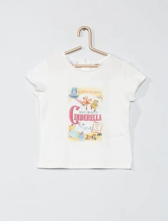 camiseta cenicienta